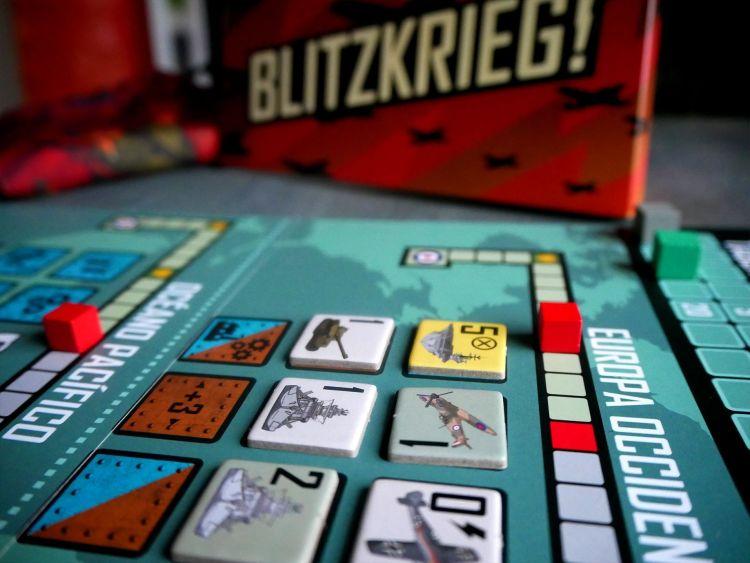 Blitzkrieg! - BLUR