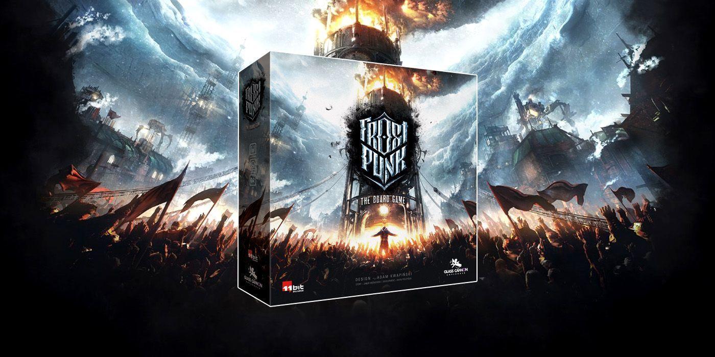 Frostpunk kickstarter