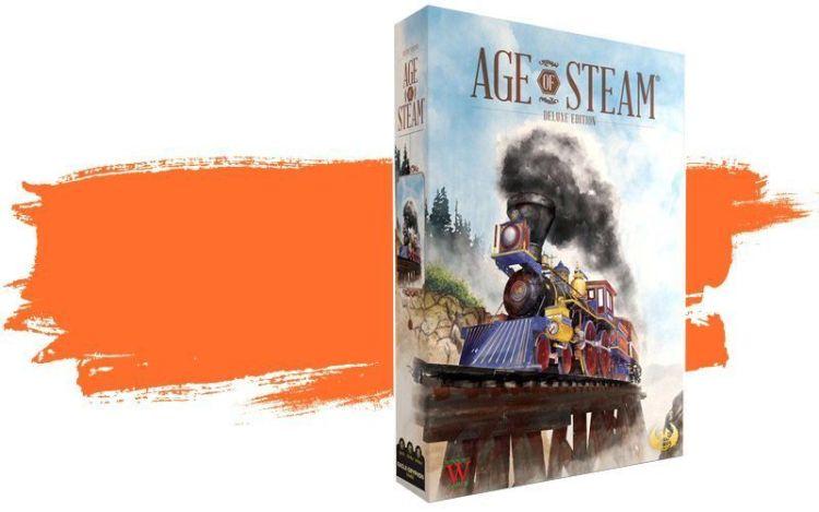 mas jugados de Junio - Age of Steam