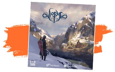 Kickstarter Agosto primera quincena - Fjordar