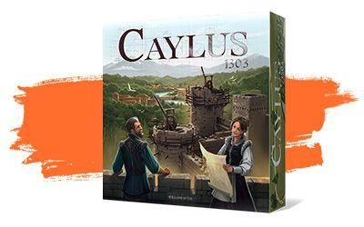 Caylus 1303 - Lanzamientos Asmodee