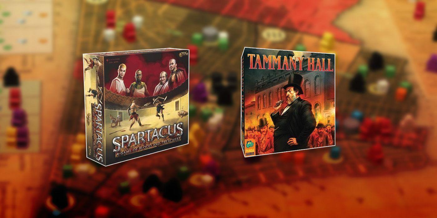 Tammany y Spartacus