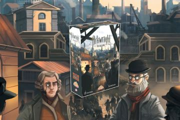 Arkwright: The Card Game