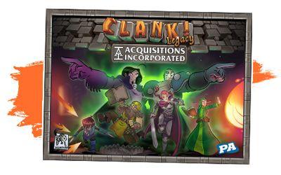 Clank Legacy - decepciones 2020