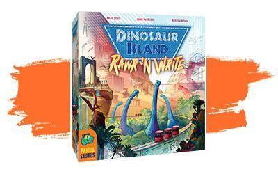 Kickstarter Septiembre segunda quincena Dino R&W