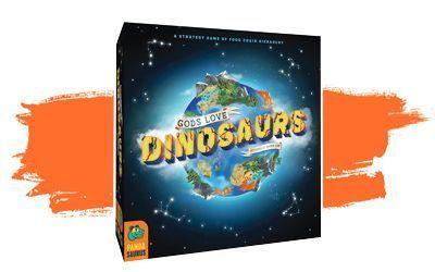 Pandasaurus SPIEL Digital - Gods love Dinos