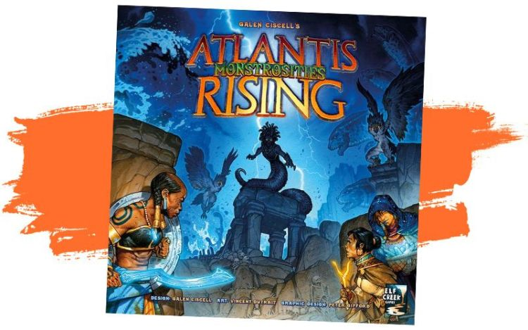 kickstarter Noviembre primera quincena - Atlantis Rissing