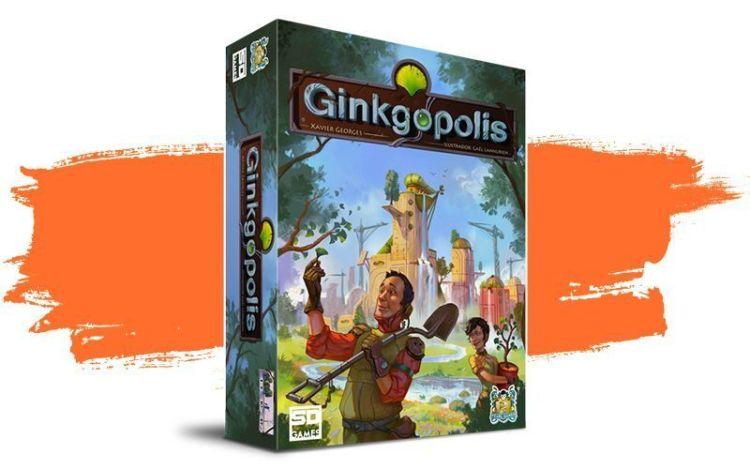 Novedades Octubre 2020 - Ginkgopolis