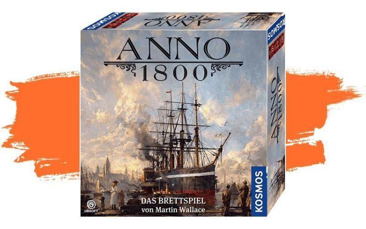 Anno 1800 - tier list verano 2021