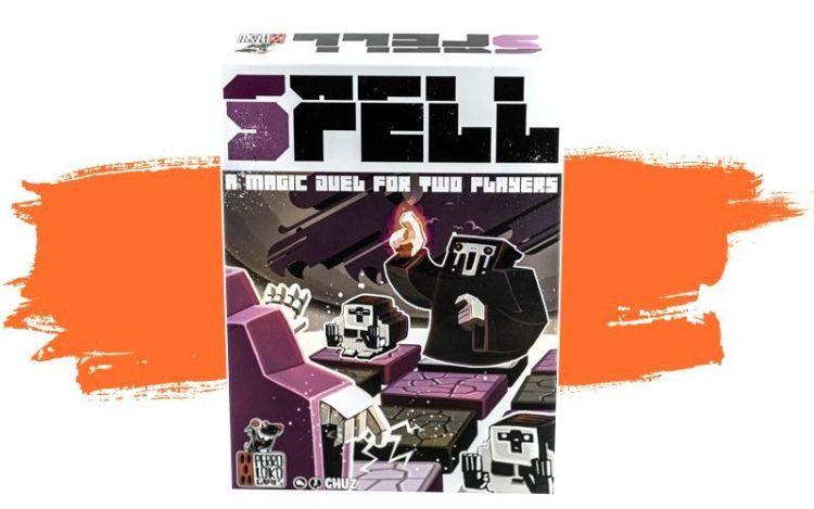 juegos españoles SPIEL - SPELL