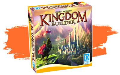 Novedades Octubre 2020 - Kingdom builder