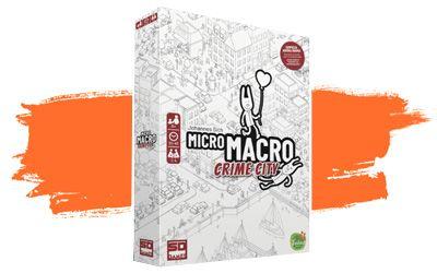Micro Macro nominado - Paleo MicroMacro SdJ