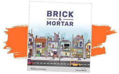 kickstarter Octubre segunda quincena - Brick mortar