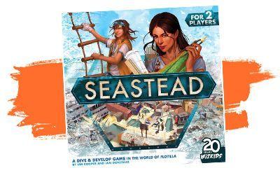 10 juegos de 2020 sin edición en español - Seastead