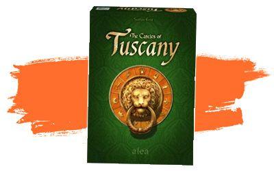 Castillos de Tuscany  - top Spiel 2020