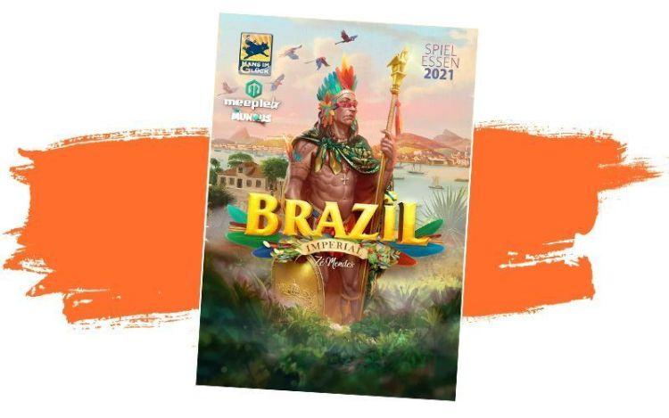 Brazil imperial portada