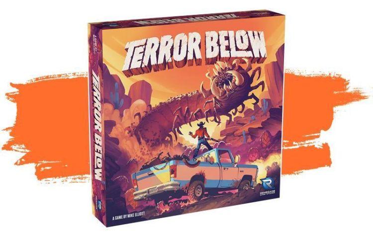 Gen X Games Renegade - Terror Bellow