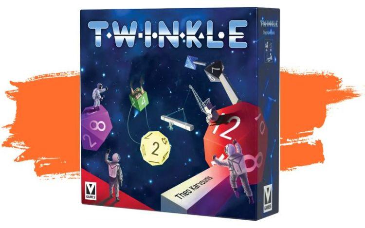 kickstarter Diciembre 2020 - Twinkle