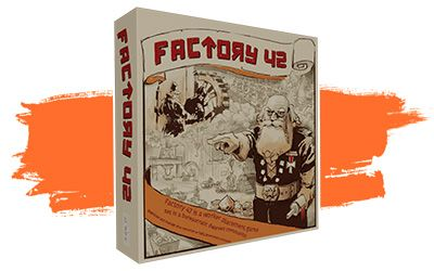 Juegos por llegar 2020 - Factory 42