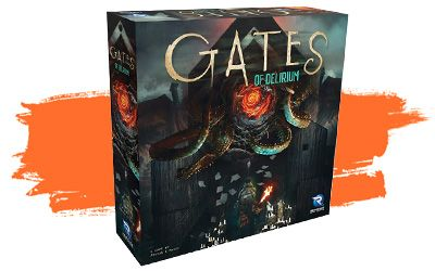 Gen X Games Renegade - Gates of Delirium