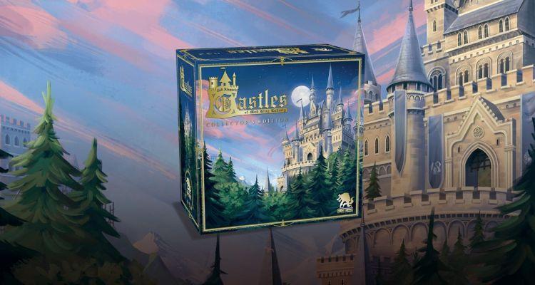 Castillos del Rey loco coleccionista