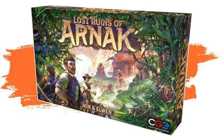Ruinas de Arnak