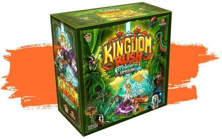 Kickstarter Febrero 2021 primera quincena - Kingdom Rush: Elemental Uprising