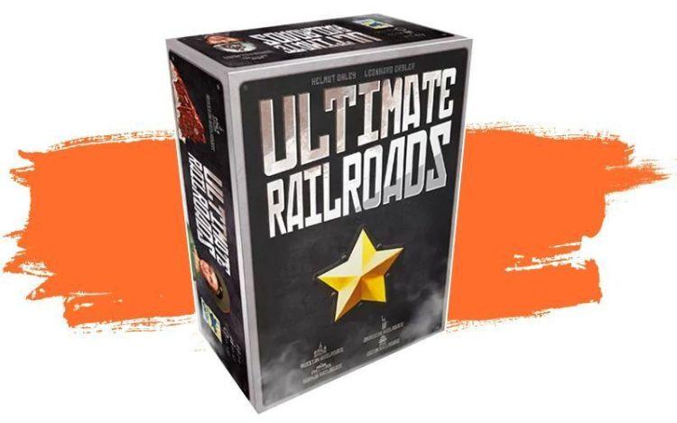 Ultimate Railroads por Devir en español