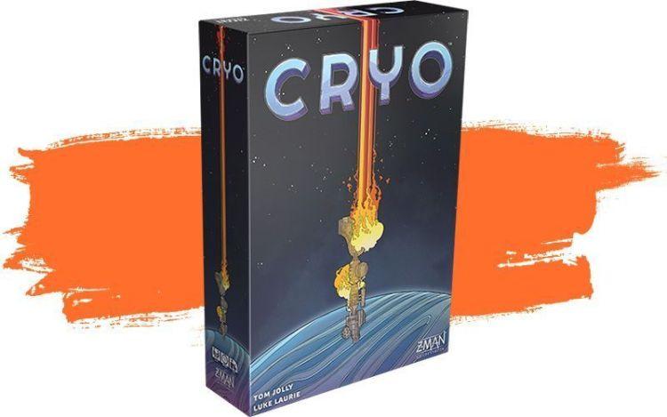 Cryo pandemic - caja del juego