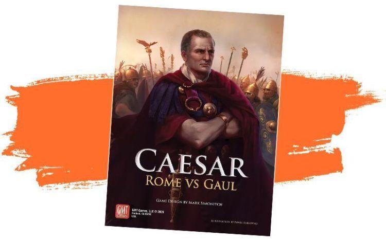 Caesar: Rome vs Gaul . portada