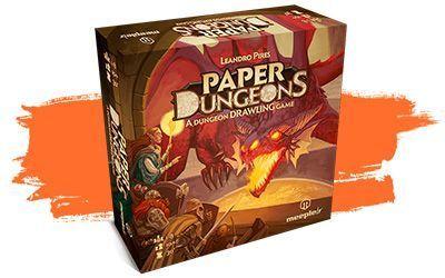 Paper Dungeons - Primicias de Maldito 2021