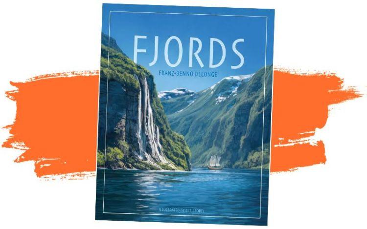 Kickstarter Marzo 2021 segunda quincena - Fjords
