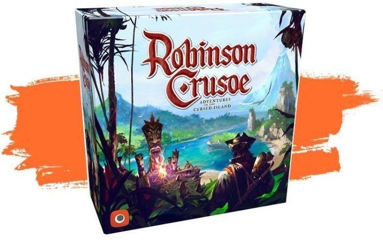 Kickstarter Marzo 2021 segunda quincena -Robinson