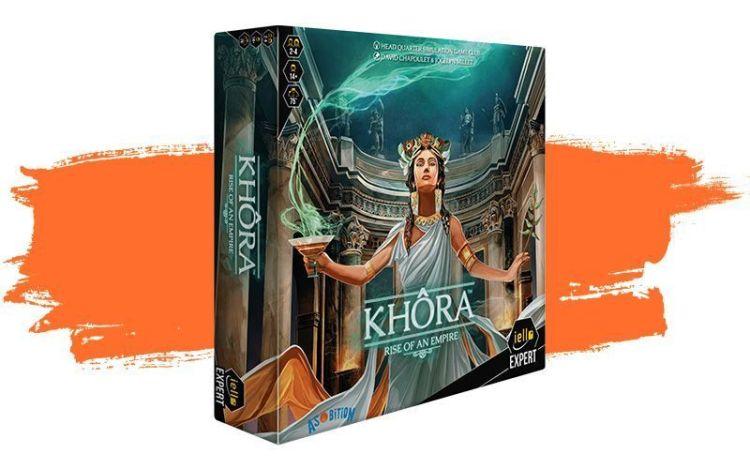 Caja de Khôra: Rise of an Empire