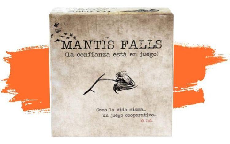 Mantis Falls en español