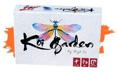 Kickstarter abril primera quincena - Koi Garden