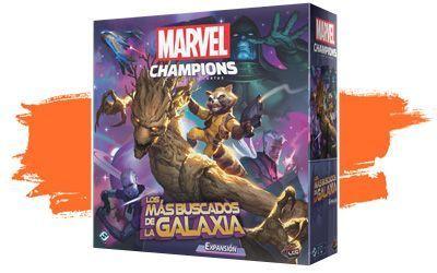 Marvel champions guardianes de la galaxia