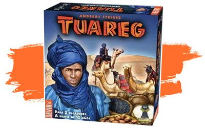 Tuareg - Devir News Marzo.