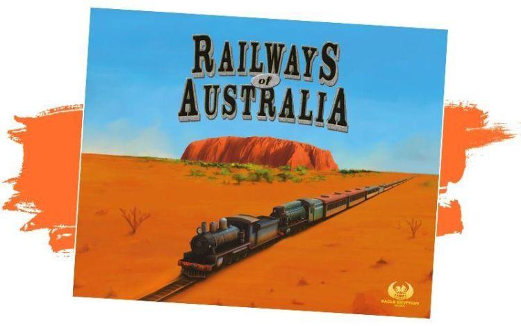 Kickstarter Mayo primera quincena 2021 - Railways of