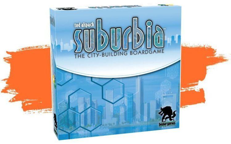 Lanzamientos 2021 Arrakis Games - Suburbia