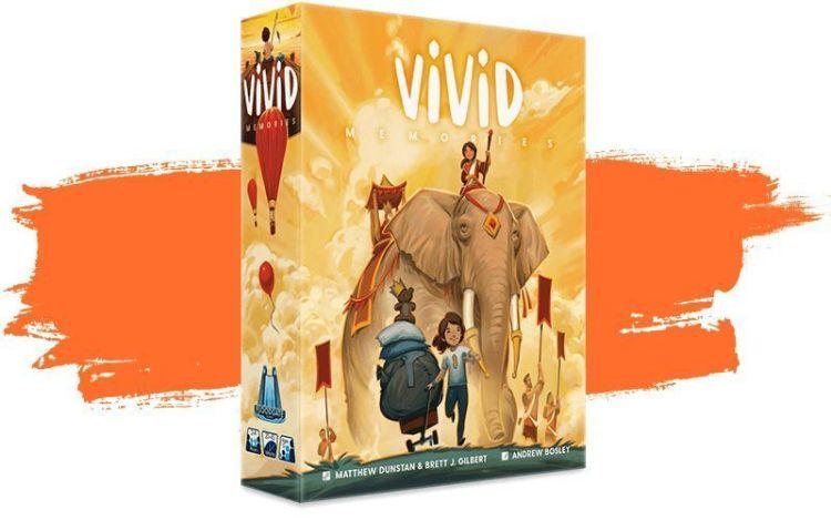 Vivid memories en español - Kickstarter