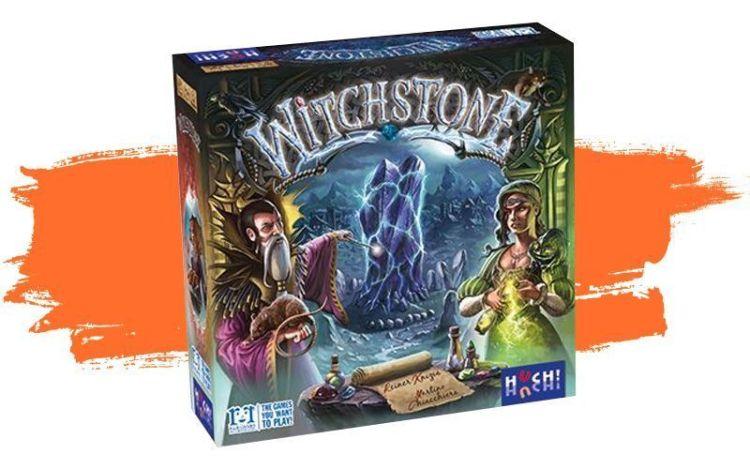 reiner knizia 2021 - Witchstone