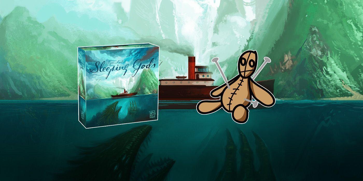 sleeping goods Maldito Games