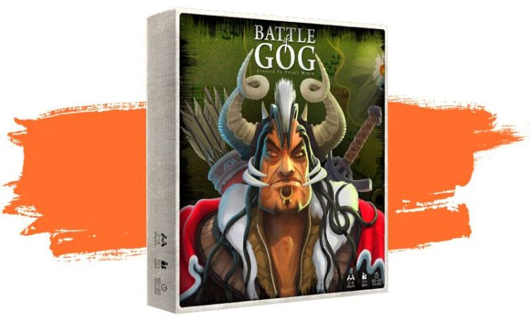 Kickstarter Junio primera quincena 2021 - BAttle of GOG