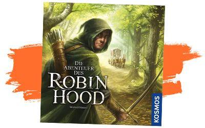 ROBIN HOOD - Nominados Spiel Des Jares 2021