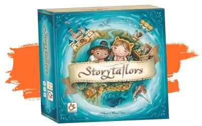 StoryTailors - Nominados Spiel Des Jares 2021