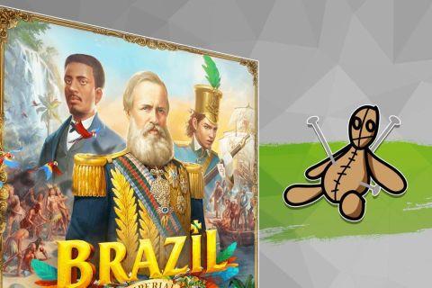 Brazil Maldito games