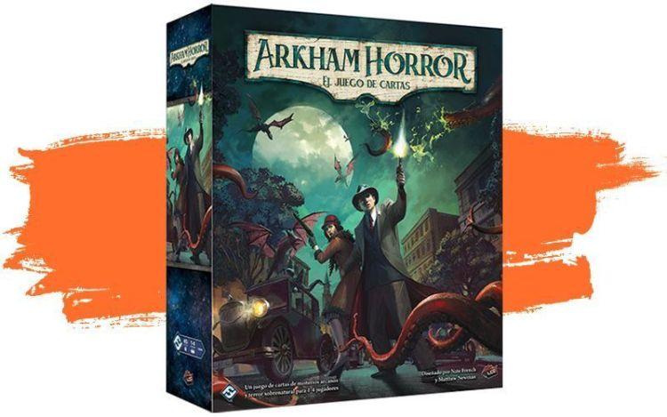 Arkham Horror LCG revisada