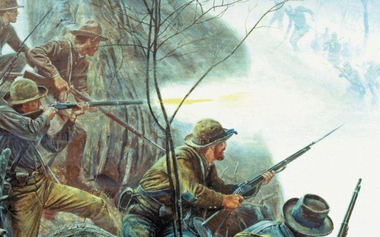 Guerra civil americana serie completa en español