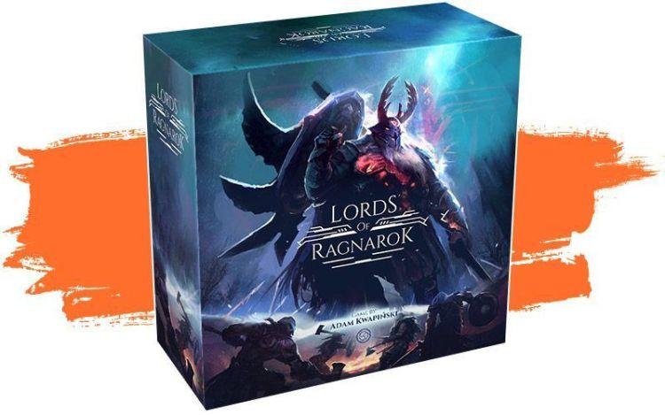 Proyectos Gamefound - Lords of Ragnarok